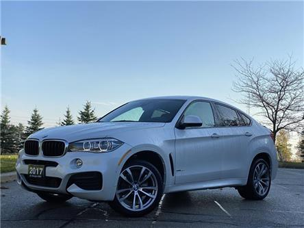 2017 BMW X6 xDrive35i (Stk: P1714) in Barrie - Image 1 of 17