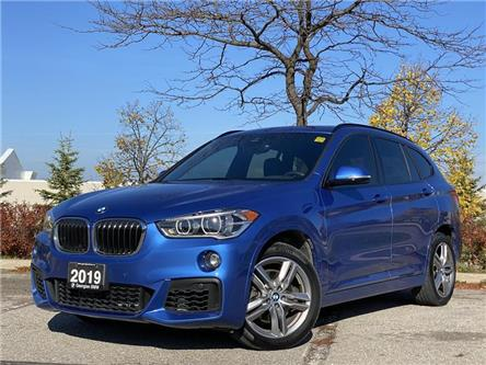 2019 BMW X1 xDrive28i (Stk: P1720) in Barrie - Image 1 of 16
