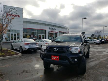 2015 Toyota Tacoma V6 (Stk: 210123A) in Whitchurch-Stouffville - Image 1 of 15