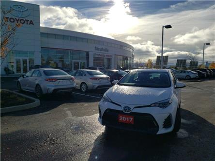 2017 Toyota Corolla SE (Stk: P2328) in Whitchurch-Stouffville - Image 1 of 17