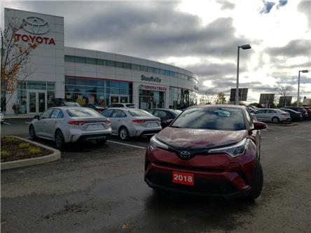 2018 Toyota C-HR XLE (Stk: P2329) in Whitchurch-Stouffville - Image 1 of 16