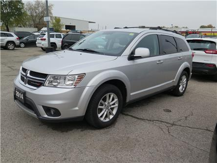 2014 Dodge Journey SXT (Stk: 74735Z) in St. Thomas - Image 1 of 20