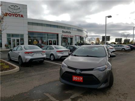 2017 Toyota Corolla LE (Stk: P2324) in Whitchurch-Stouffville - Image 1 of 15