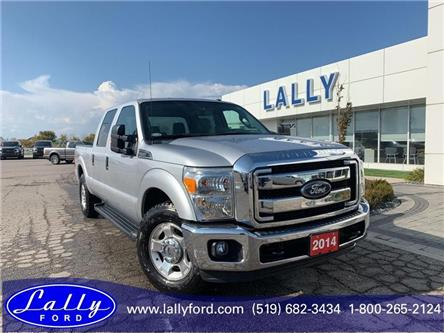 2014 Ford F-250 XLT (Stk: 26948A) in Tilbury - Image 1 of 15