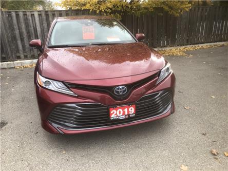 2019 Toyota Camry Hybrid XLE (Stk: 77412) in Hamilton - Image 1 of 6