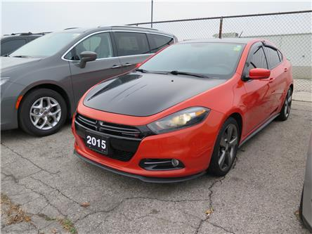2015 Dodge Dart GT (Stk: 96023) in St. Thomas - Image 1 of 12