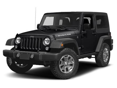 2016 Jeep Wrangler Rubicon (Stk: WR2101A) in Red Deer - Image 1 of 9