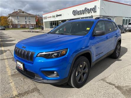 2021 Jeep Cherokee North (Stk: 21-032) in Ingersoll - Image 1 of 19
