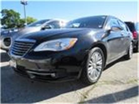 2012 Chrysler 200 Limited (Stk: 95694J) in St. Thomas - Image 1 of 16