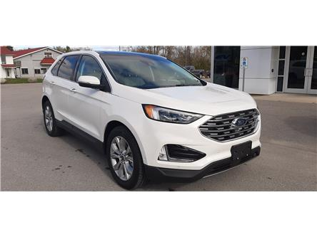 2020 Ford Edge Titanium (Stk: P0593) in Bobcaygeon - Image 1 of 27