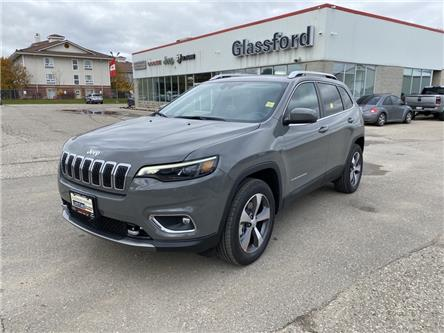 2021 Jeep Cherokee Limited (Stk: 21-029) in Ingersoll - Image 1 of 20