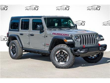 2020 Jeep Wrangler Unlimited Rubicon (Stk: 95700) in St. Thomas - Image 1 of 27