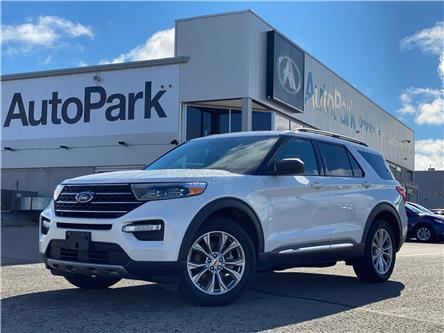 2020 Ford Explorer XLT (Stk: 20-64941JB) in Barrie - Image 1 of 31