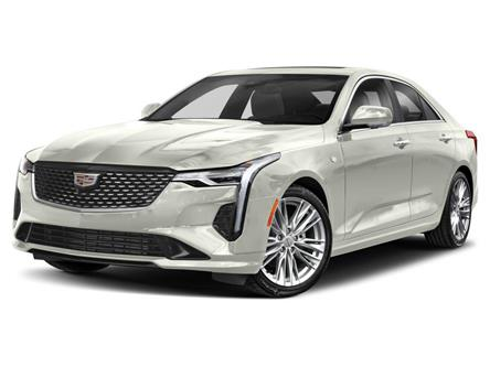 2021 Cadillac CT4 Sport (Stk: 21129) in Timmins - Image 1 of 9