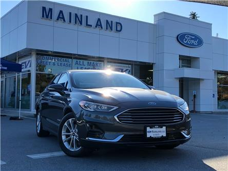 2019 Ford Fusion Hybrid SEL (Stk: P6215) in Vancouver - Image 1 of 30