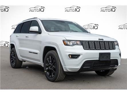2021 Jeep Grand Cherokee Laredo (Stk: 44188) in Innisfil - Image 1 of 28