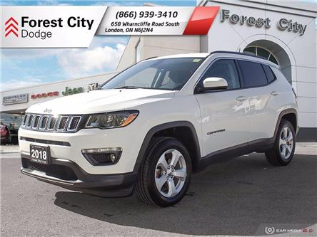 2018 Jeep Compass North (Stk: DW0113) in Sudbury - Image 1 of 16