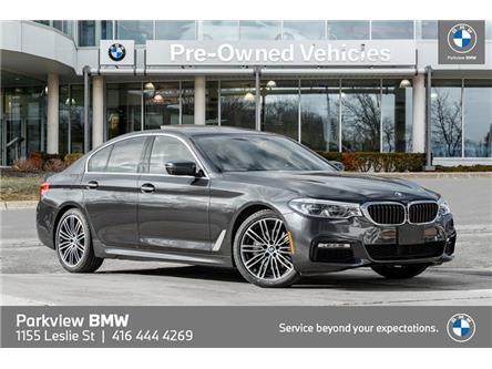 2017 BMW 540i xDrive (Stk: PP9474) in Toronto - Image 1 of 22