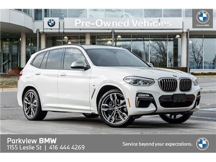 2018 BMW X3 M40i (Stk: PP9475) in Toronto - Image 1 of 22