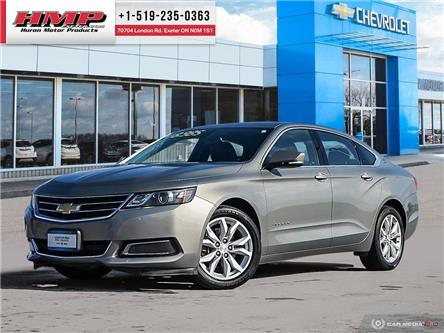 2017 Chevrolet Impala 1LT (Stk: 88307) in Exeter - Image 1 of 27