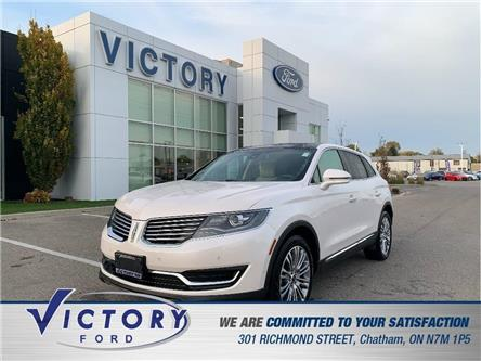 2017 Lincoln MKX Reserve (Stk: V9397) in Chatham - Image 1 of 20