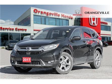 2017 Honda CR-V EX (Stk: V20039A) in Orangeville - Image 1 of 21