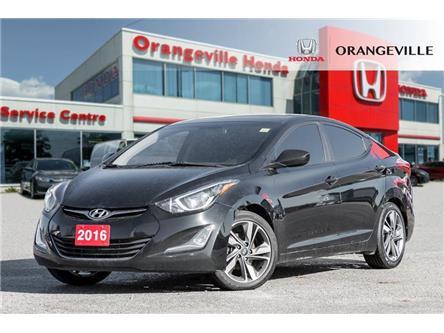 2016 Hyundai Elantra GLS (Stk: V20149A) in Orangeville - Image 1 of 20