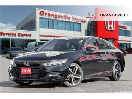 2019 Honda Accord Sport 1.5T (Stk: V20195A) in Orangeville - Image 1 of 21