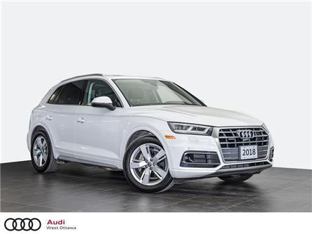 2018 Audi Q5 2.0T Technik (Stk: PM687) in Nepean - Image 1 of 21
