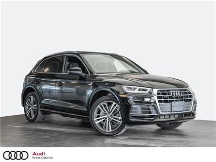 2018 Audi Q5 2.0T Progressiv (Stk: PM693) in Nepean - Image 1 of 21