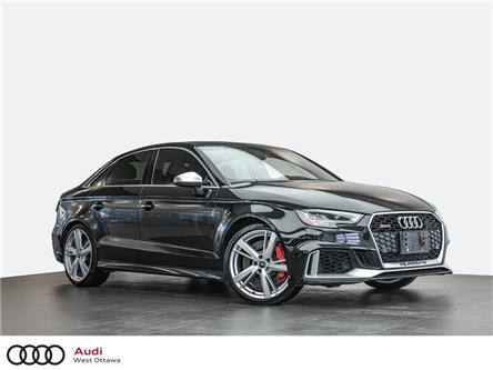 2018 Audi RS 3 2.5T (Stk: PM682) in Nepean - Image 1 of 22