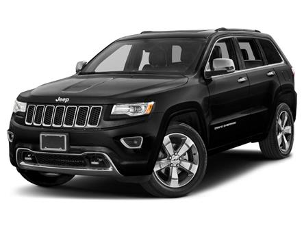 2014 Jeep Grand Cherokee Overland (Stk: 34509AUXZ) in Barrie - Image 1 of 9
