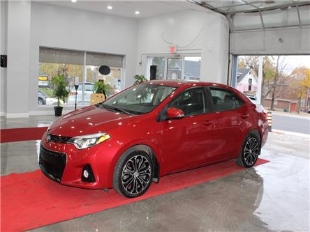 2015 Toyota Corolla S (Stk: 428561) in Richmond Hill - Image 1 of 26