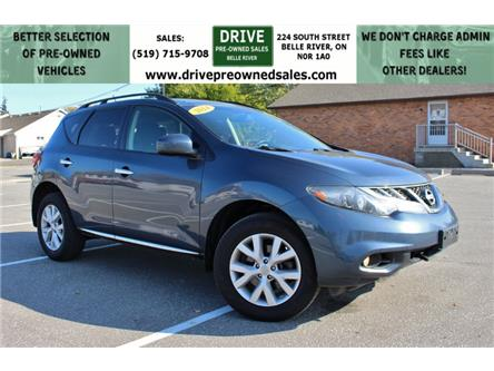 2014 Nissan Murano SV (Stk: D0307) in Belle River - Image 1 of 25