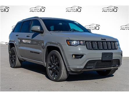 2021 Jeep Grand Cherokee Laredo (Stk: 44189) in Innisfil - Image 1 of 28