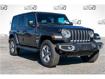 2021 Jeep Wrangler Unlimited Sahara (Stk: 44053) in Innisfil - Image 1 of 27
