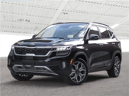 2021 Kia Seltos SX Turbo (Stk: 21072) in Hebbville - Image 1 of 23