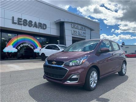 2021 Chevrolet Spark 1LT CVT (Stk: 21-013) in Shawinigan - Image 1 of 11