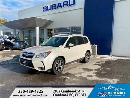 2015 Subaru Forester 2.0XT Touring (Stk: 71264U) in Cranbrook - Image 1 of 24