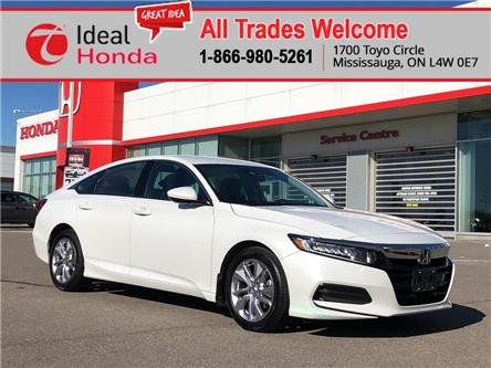 2018 Honda Accord LX (Stk: I200798A) in Mississauga - Image 1 of 22