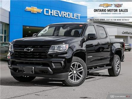 2021 Chevrolet Colorado WT (Stk: T1110561) in Oshawa - Image 1 of 18