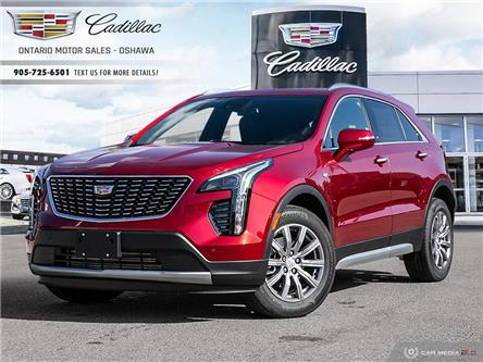 2021 Cadillac XT4 Premium Luxury (Stk: T1014270) in Oshawa - Image 1 of 18