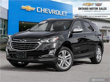 2021 Chevrolet Equinox Premier (Stk: T1105261) in Oshawa - Image 1 of 18
