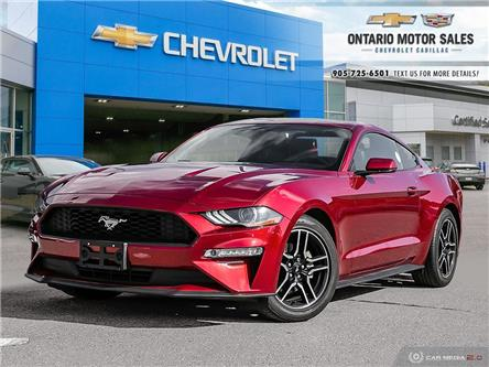 2019 Ford Mustang EcoBoost (Stk: 379139A) in Oshawa - Image 1 of 36