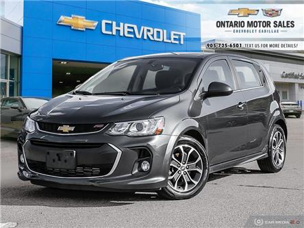 2017 Chevrolet Sonic LT Auto (Stk: 119404A) in Oshawa - Image 1 of 36