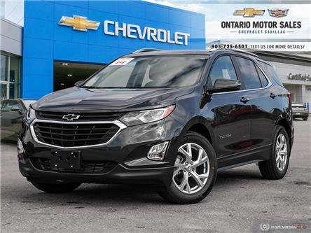 2021 Chevrolet Equinox LT (Stk: T1107074) in Oshawa - Image 1 of 18