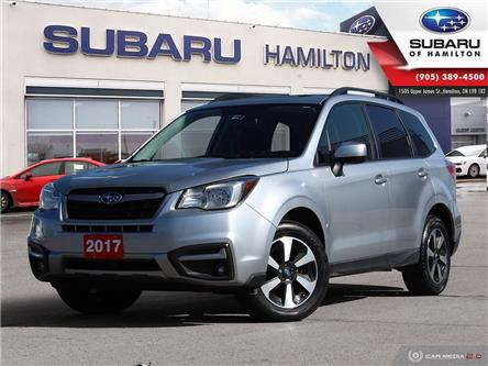 2017 Subaru Forester 2.5i Touring (Stk: S8574A) in Hamilton - Image 1 of 29