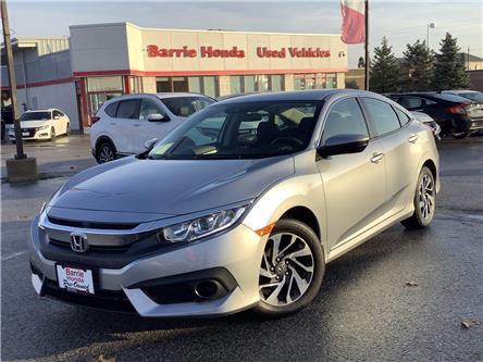 2018 Honda Civic SE (Stk: U18036) in Barrie - Image 1 of 26