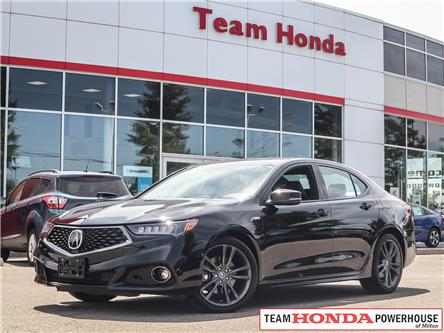2019 Acura TLX Tech A-Spec (Stk: 3636) in Milton - Image 1 of 30