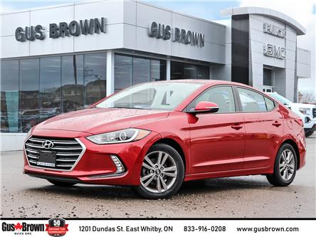 2017 Hyundai Elantra GL (Stk: U243892P) in WHITBY - Image 1 of 26